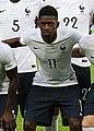 France national football team 2018 (cropped) - Ousmane Dembele.jpg