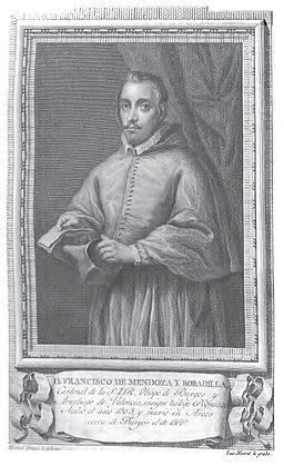 Francisco de Mendoza y Bobadilla