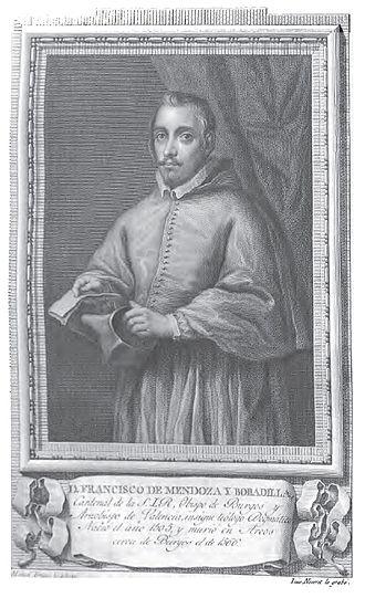 Francisco Mendoza de Bobadilla - Image: Francisco de Mendoza y Bobadilla