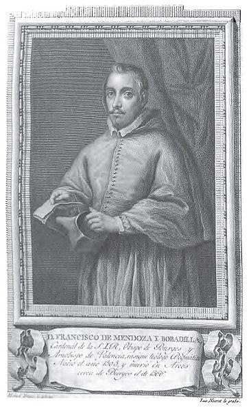 Retrato de Francisco de Mendoza