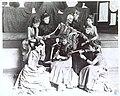 Frank Duveneck's class, estimate 1890-1912, Cincinnati Art Academy.jpg