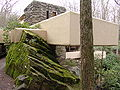 Frank Lloyd Wright - Fallingwater exterior 7.JPG