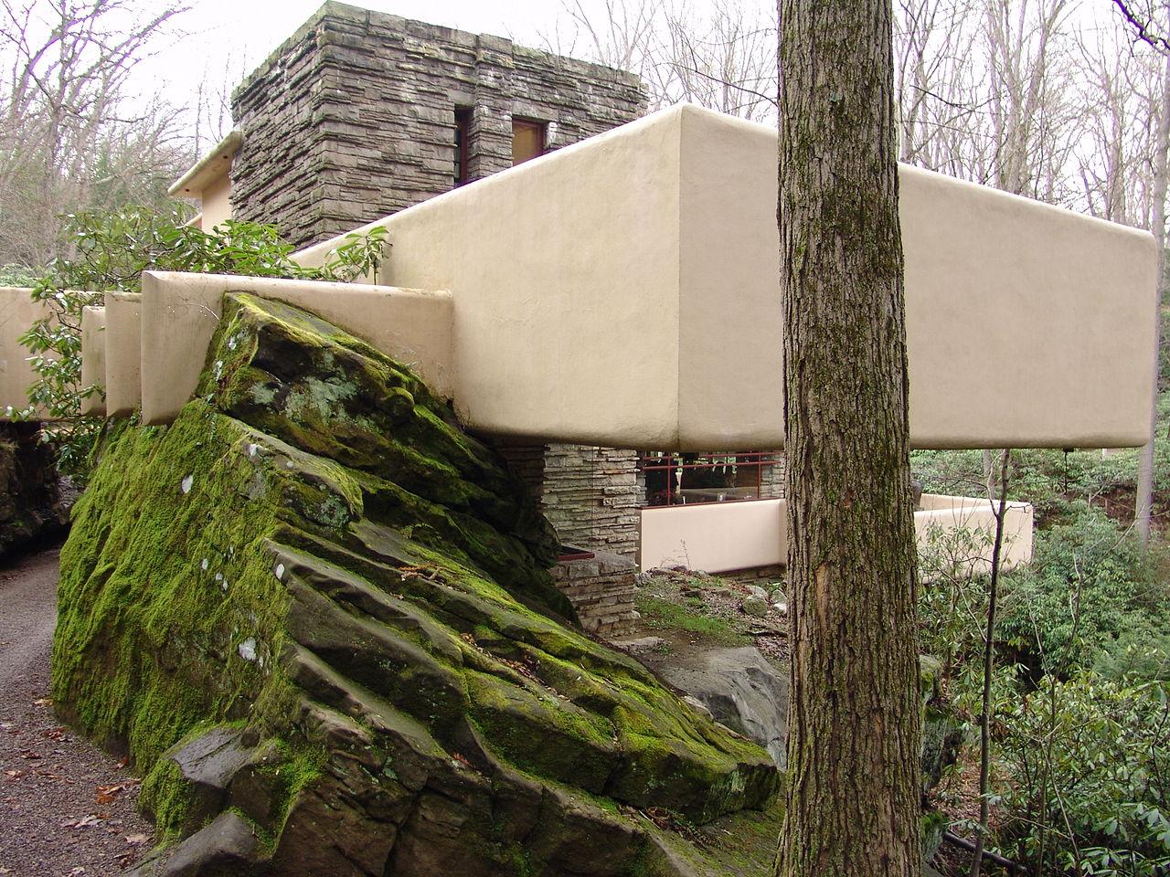 Ficheiro frank lloyd wright fallingwater exterior 7 jpg for Exterior design wiki