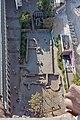 Frankfurt Am Main-Archaeologischer Garten-Ansicht vom Domturm-20110925.jpg