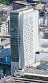 Frankfurt Am Main-Zeil-Jumeirah-Hotel-Ansicht vom Maintower (cropped).jpg