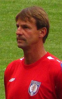František Straka Czech footballer and manager