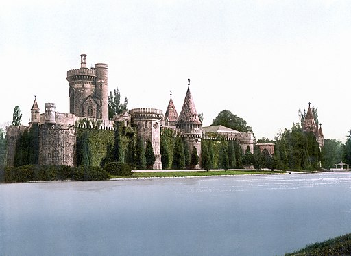 Franzensburg 1900
