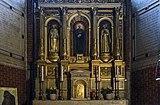 Frari (Venice) Cappella del Santissimo Sacramento - Altar piece.jpg