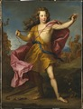 Fredrik Vilhelm I, 1688-1740, kung av Preussen (Adolf Ulrik Wertmüller) - Nationalmuseum - 18039.tif