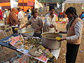 Free Food Distribution - Gangasagar Fair Transit Camp - Kolkata 2012-01-14 0580.JPG