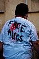 Free Hugs saignant, Paris Zombie Walk 2011.jpg