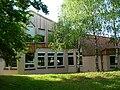 Freie Waldorfschule in Heidelberg-Wieblingen ein Gebäude.JPG