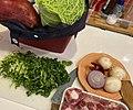 Fresh Azorean cabbage feels crunchy like kale (49034044796).jpg