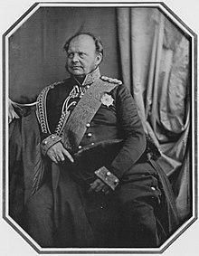 Friedrich Wilhelm IV. von Preußen, Porträtaufnahme von Hermann Biow, Daguerreotypie von 1847 (Quelle: Wikimedia)