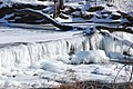 Frozen Wappinger Creek.JPG