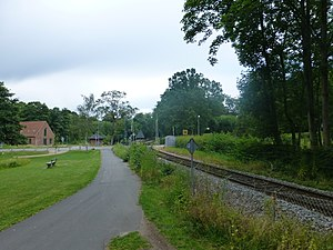 Fuglevad - Fuglevad station