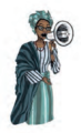 Funmilayo Ransome-Kuti and megaphone.png