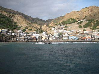 Furna (Brava) - Furna on the island of Brava, Cape Verde