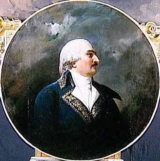 Siege of Condé (1793) - Auguste de Dampierre