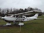 G-CHJK Cessna Turbo Stationair 206 (26125856811).jpg