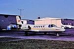 G-DJBI Cessna 550 Citation 2 CVT 12-05-80 (31174502366).jpg