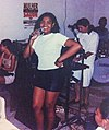 Gaby Premeiro show da careira 1996 BarDoSilva Jurunas.jpg