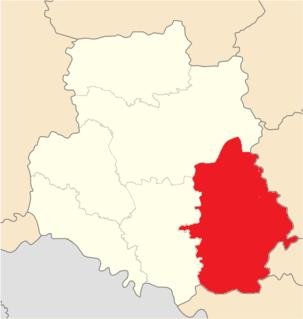 Haisyn Raion Subdivision of Vinnytsia Oblast, Ukraine