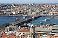 Galata Bridge from Galata Tower.JPG