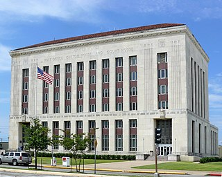 Galveston United States Post Office and Courthouse United States historic place