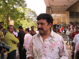 K. B. Ganesh Kumar Indian actor and politician