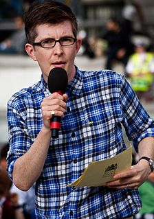 Gareth Malone English choirmaster and broadcaster