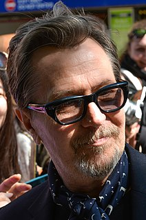 Gary Oldman British actor and filmmaker