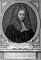 Gaspard Poitevin. Engraving by E. Desrochers, 1716. Wellcome L0025117.jpg