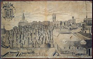Vitoria-Gasteiz - Vitoria-Gasteiz in the 17th century