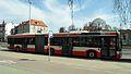 Gdańsk Oliwa aleja Grunwaldzka (autobus Solarius Urbino).JPG