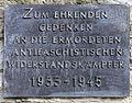 Gedenktafel Loeperplatz (Liber) Widerstandskämpfer.jpg