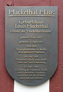 Louis Hackethal Wikipedia