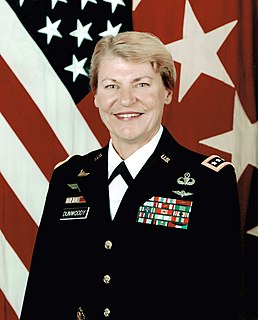 Ann E. Dunwoody US Army general, first female to achieve four star rank