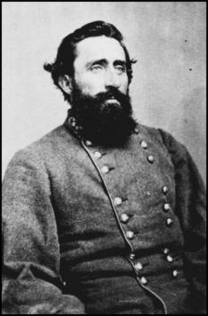 William B. Bate - Bate as Confederate general during the American Civil War.