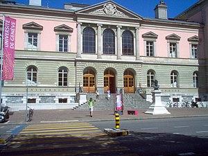 University of Geneva cover