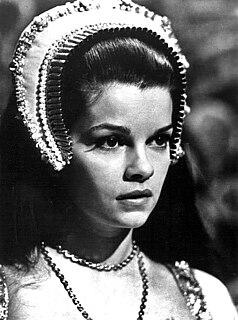 Geneviève Bujold Canadian actress