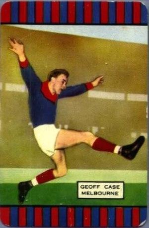 Geoff Case - Image: Geoff Case 1954