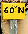 Geographical signpost - geograph.org.uk - 53805.jpg