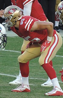 George Kittle American football player from the United States