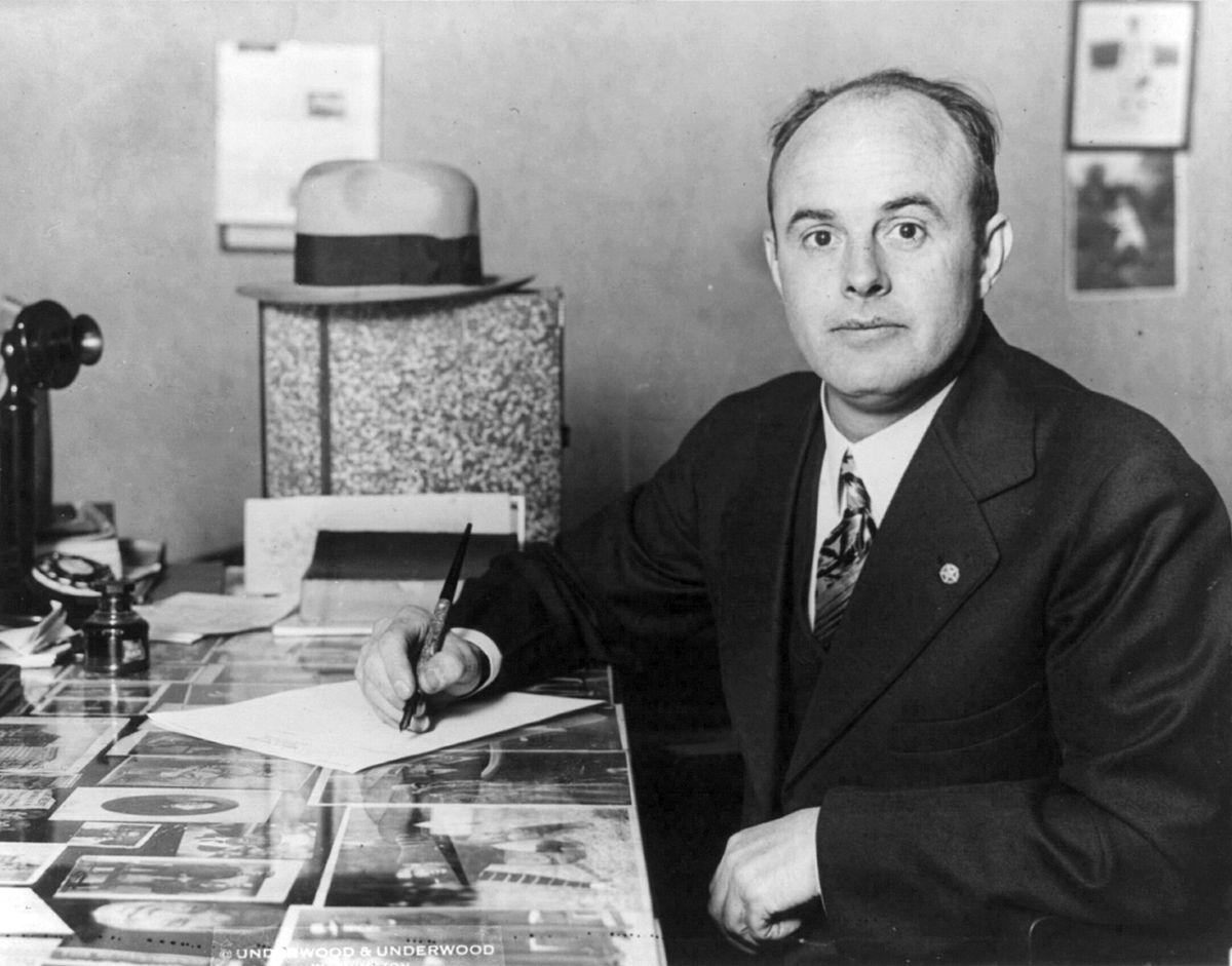 George Cassiday - Wikipedia