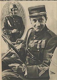 Guynemer en 1917