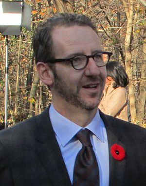 Gerald Butts - Butts in November 2015