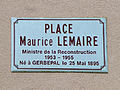 Gerbépal-Place Maurice Lemaire.jpg