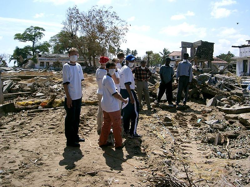 German Tsunami Relief Mission Team in Mullaitivu.jpg