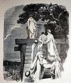 """Germania, 1882 """"Sacrificios humanos en la antigua Germania"""". (4358475665).jpg"""